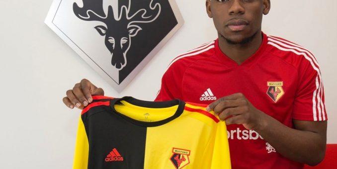 Watford Signs Flying Eagles Star, Dele Bashiru On Six-year Deal