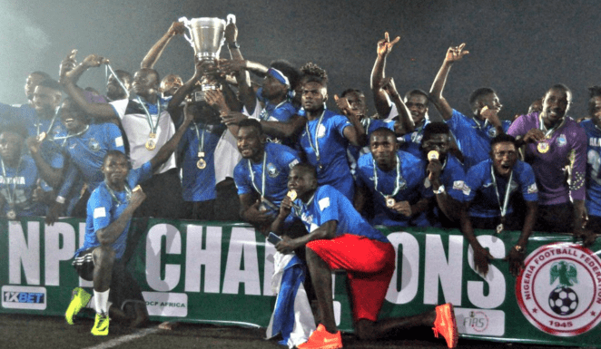 Enyimba Qualify For CAF Confederation Cup Group Stage, As Rangers Lead Kara In Enugu