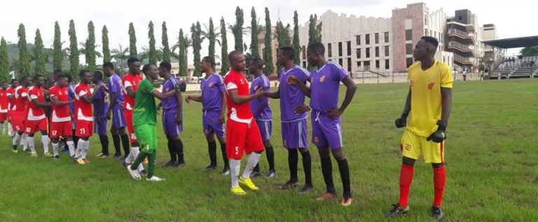 FWC Champions FCT Secondary Schools Football Tournament Final holds November 8