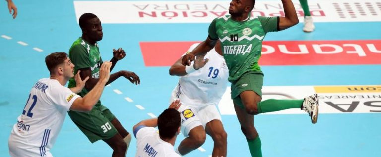 2019 U-21 Handball World Championship: Nigeria Returns Home After Four Defeats