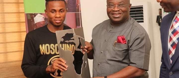 Don't Emulate Esin, Okorowanta – Gov. Ikpeazu Tells Chukwueze