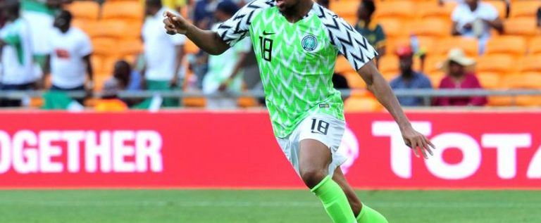 AFCON Semi-final Clash: We Know Algeria – Iwobi