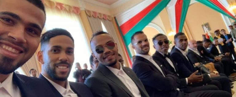 AFCON Debut: Madagascar President Awards National Honours To Players