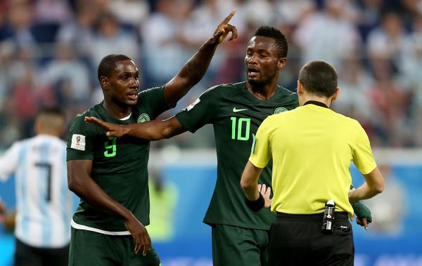 AFCON 2019 Highest Goal Scorer, Ighalo Ponders Super Eagles Return