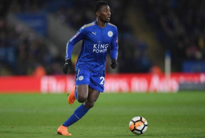 We Did Not Have Opportunity To Go To School In Nigeria – Wilfred Ndidi