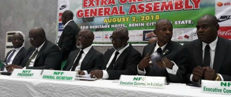 Revealed: Pinnick's Plan To Buy NFF Congress' 'Vote Of Confidence' In Kaduna …Group Makes N5 Million Bribe Alleagtion