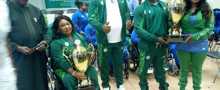 Para-powerlifting Board Members Seek Sports Minister's Intervention Over President's Incompetence