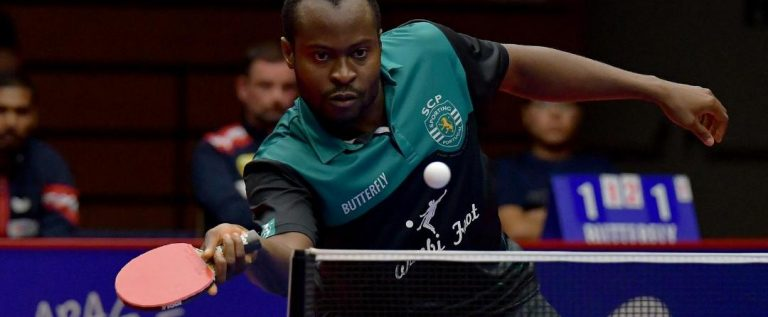 ITTF Africa Olympic Qualifier: Quadri, Olajide, Effiong Record Wins