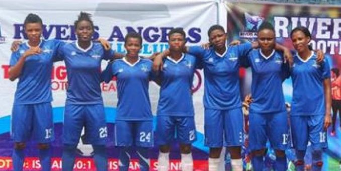 CAF Women's Champions League: Rivers Angels And The Burden Of Two Lost Finals