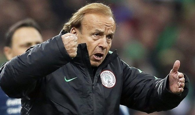Rohr Will Use Coronavirus Excuse To Exclude NPFL Players From Super Eagles