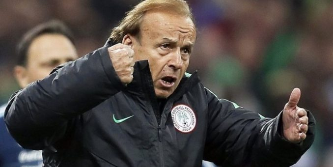 Why Eagles Coach, Gernot Rohr Should Be Sacked Now