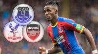Everton Table £55m, 2 Players Offer For Wilfried Zaha