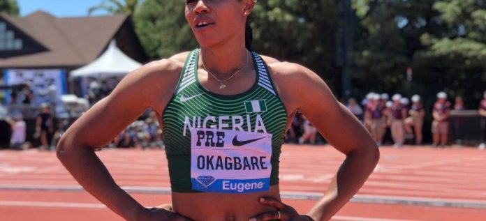 Okagbare fails to win Diamond League's $50,000 jackpot …After dumping Team Nigeria at African Games
