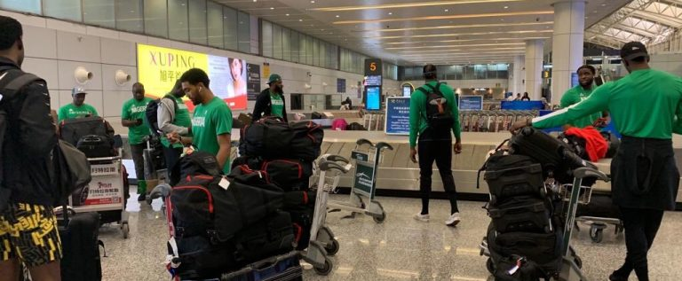 Nwora To Release 12 man Rooster As D'Tigers Arrive China