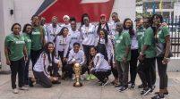 Okowa Congratulates D'Tigress, Long Jump Queen
