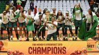 D'Tigress Face DR Congo, Mozambique in 2020 Olympic Qualifier