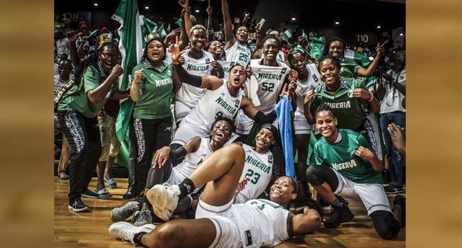 D'Tigress Battle Mozambique For 2020 Olympic Ticket