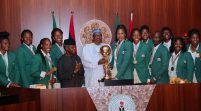 Tokyo 2020 Qualification: NBBF Thanks President Buhari, Minister For World Cup Exploit.