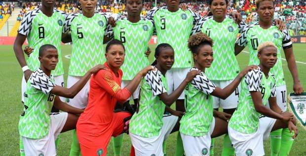 2020 Olympic Qualifier: Super Falcons Arrive Lagos Today