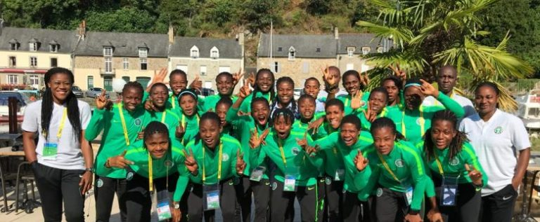 Africa Games: Falconets' Group Reduced To 3 Teams