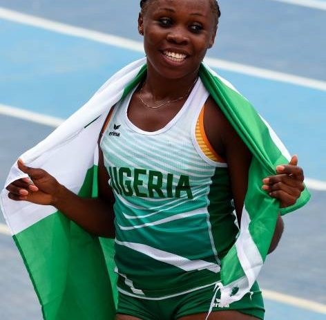 Africa Games: Team Nigeria Win Two More Gold Medals; Okagbare Out Of 100m For False Start