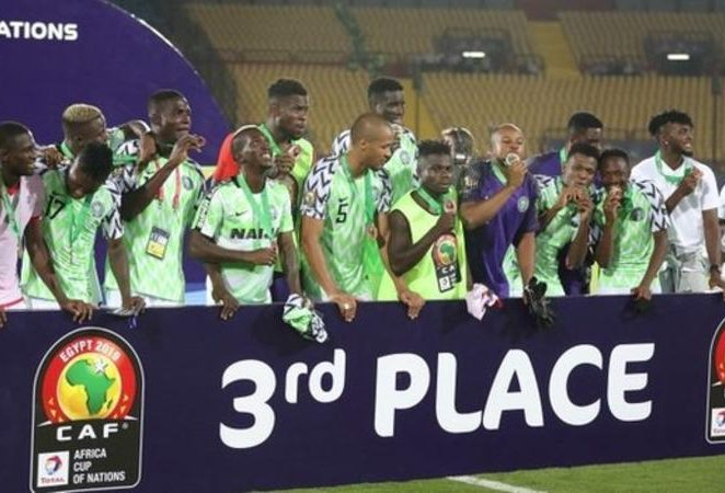 Nigeria Ends 2019 31st Best Football Nation In The World
