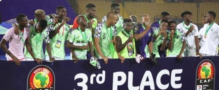 Super Eagles Move Up Four Places In November  FIFA Ranking