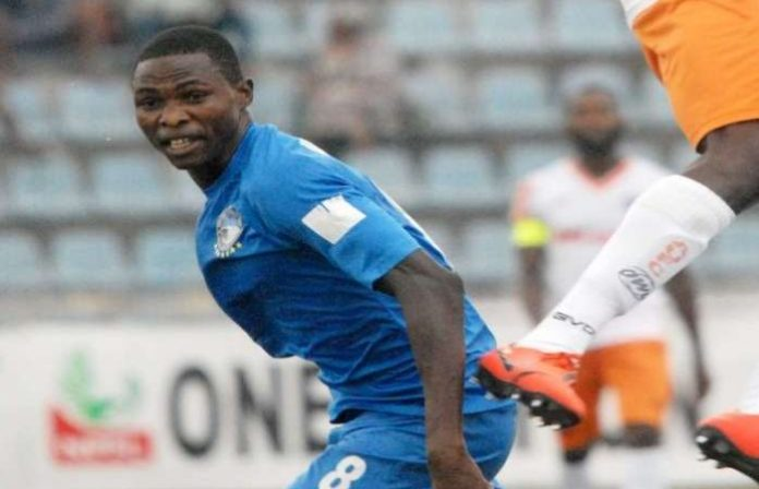 Enyimba Boosted As  Striker Bashir Returns For CAF CL Tie