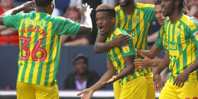 Semi Ajayi Stars In West Brom To 2-1 Win Over Luton Town