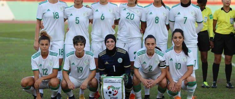 Tokyo Olympics Qualifier: Algeria Ladies Arrive Lagos For Last Battle With Falcons