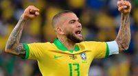 Dani Alves Joins Home Club, Sao Paulo On Free Transfer