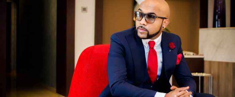 I See Myself As An Arsenal Striker – Banky W