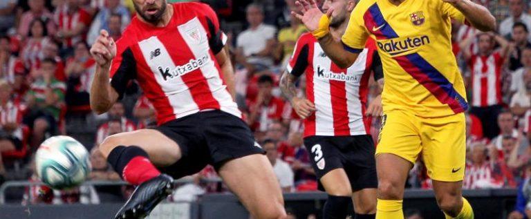 Athletic Bilbao Shock Barcelona In La Liga Opener