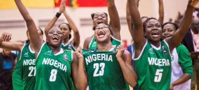 D'Tigress Unveil New Jerseys Ahead Of Afrobasket Title