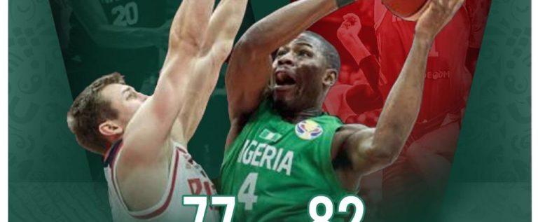 FIBA World Cup: Russia Survives D'Tigers' Ambush