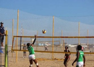 Nigeria Volleyball Federation Confident of Olympic Beach Volleyball Ticket