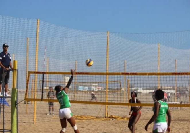 Nigeria Teams Arrive Cameroon For Camtel Beach Volleyball Championship