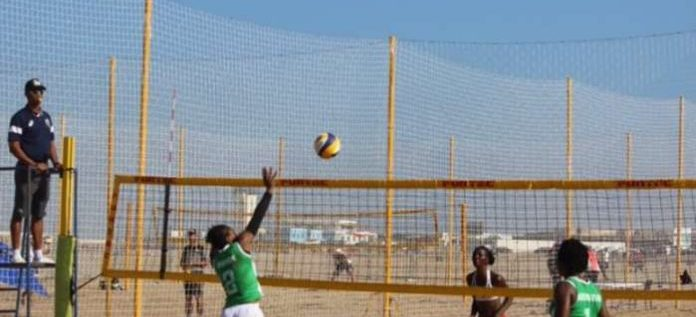 Customs, Benue Clash In President Beach Volleyball Cup Final
