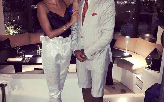 Prince Boateng and Italian Model Wife Reunite After Break Up