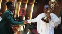 Buhari Commends D'Tigers On Tokyo 2020 Olympics Ticket                                           …Shifts Focus To Football, Athletics, Others