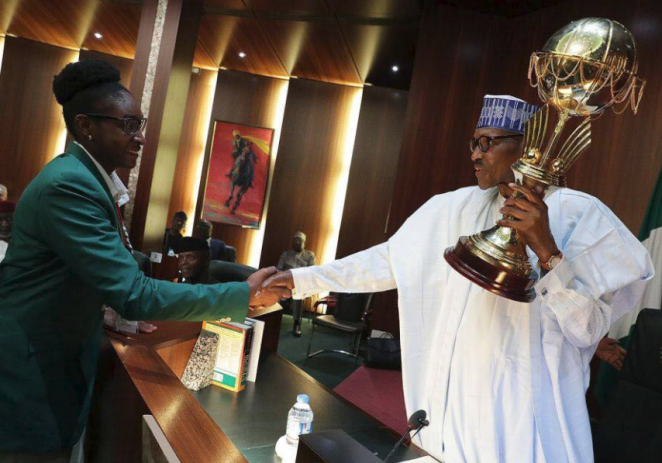 NBBF Thanks Buhari, Dare For D'Tigress Olympics Qualification
