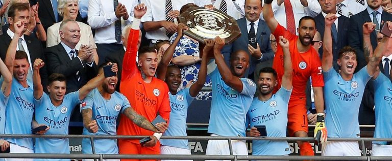 Nigeria Is A passionate,  Football Loving Country  –  Man City
