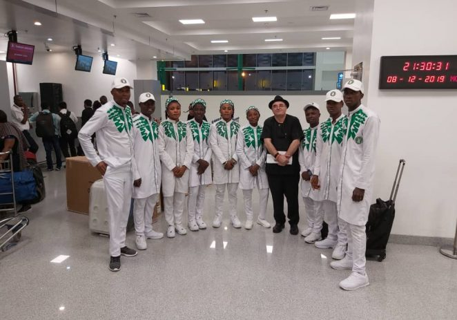 African Games: Nigeria To Participate In 8 Cycling Medal Events