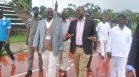 Sports Minister Receives Report On National Sports Festival