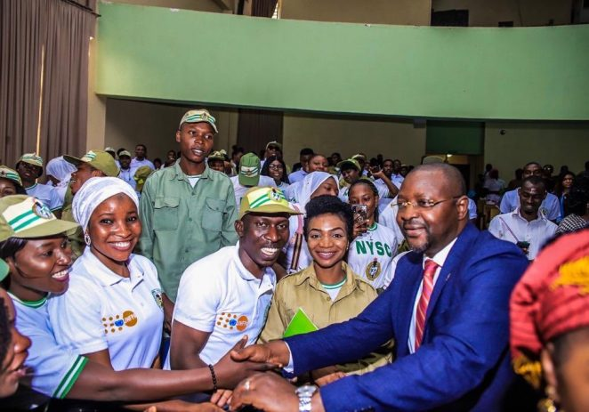 Sports Minister Advocates Empowerment Of Youths As Solution To Corruption