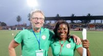 NFF Confirms Thomas Dennerby's Resignation, Shops For New Falcons Coach