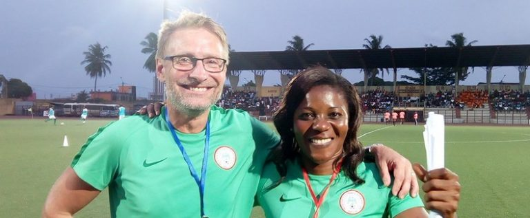 I'm Still Under Contract With Nigeria – Dennerby