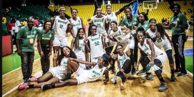 D'Tigress Concludes First Phase Of Olympic Camping