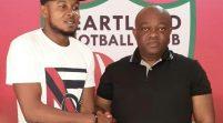 Super Eagles Goalkeeper Ezenwa Joins Heartland