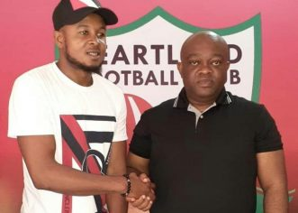 Ezenwa Ready AS Super Eagles Battle Leone Stars In AFCON Qualifier
